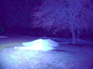 Midnight in Waldoboro