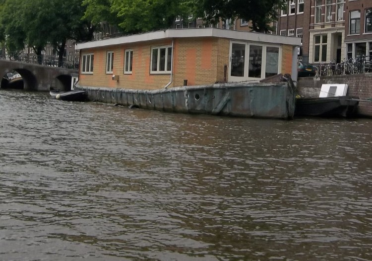 Houseboat, The Netherlands