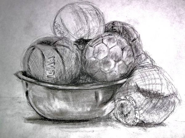 March Still Life: By Wendy Brouillet