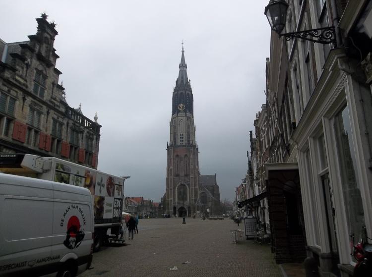 The Nieuwe Kerk, Delft