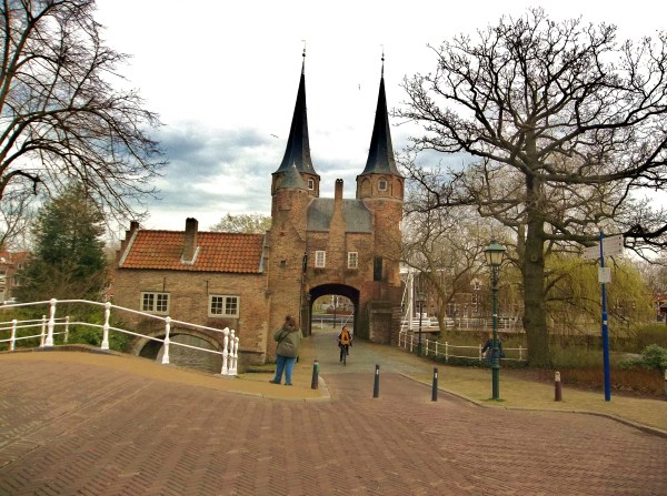 The Old Gate, Delft