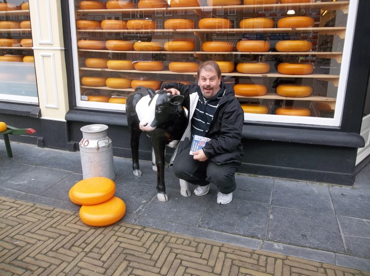 Me & the Cheese Window
