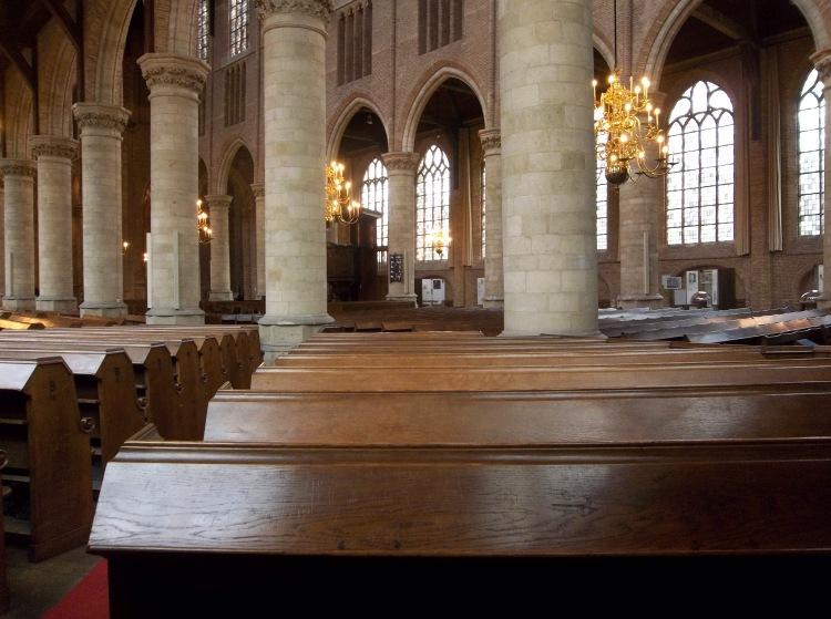 Sanctuary of the Nieuwe Kerk, Delft