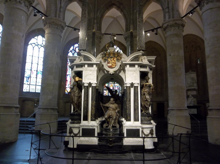The Royal Sepulchre of the Kings and Queens of The Netherlands, Delft