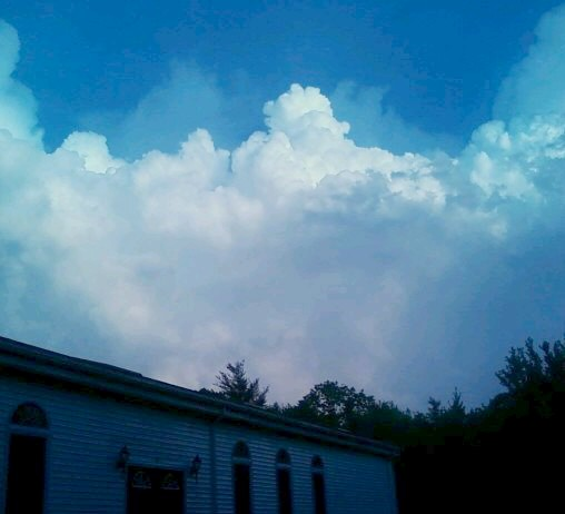 Thunder Clouds, Winchendon MA/ Wind