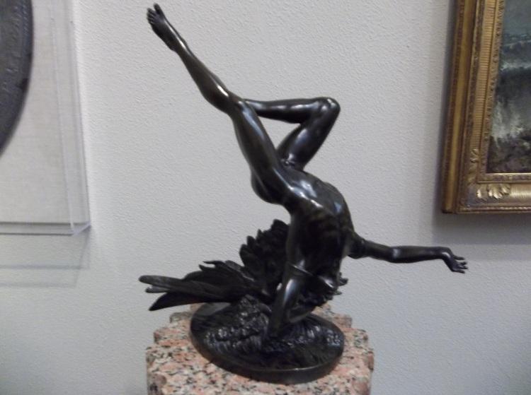Iccharus, Philadelphia Art Museum