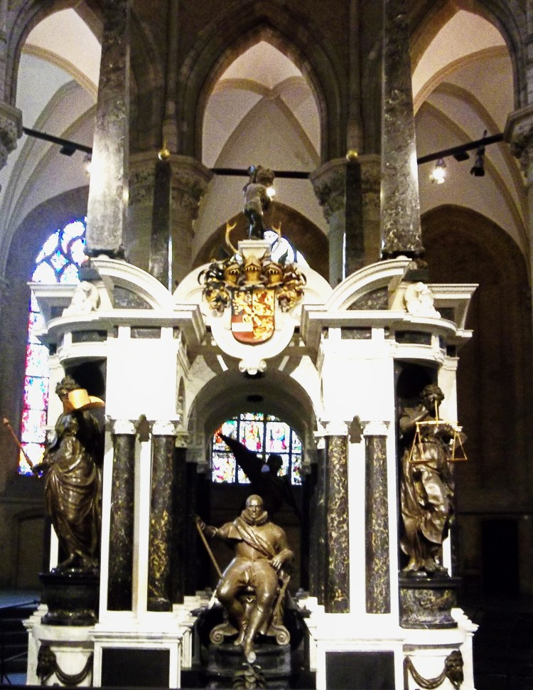 The Tomb of William of Orange, Delft Netherlands