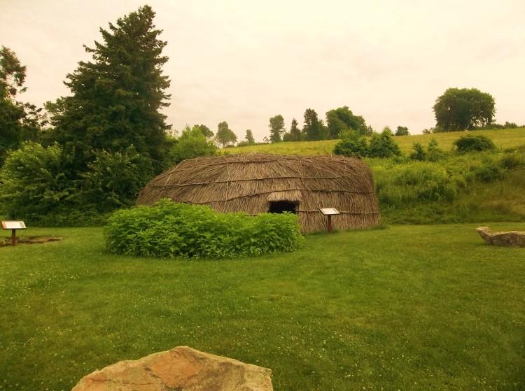 Native American Longhouse