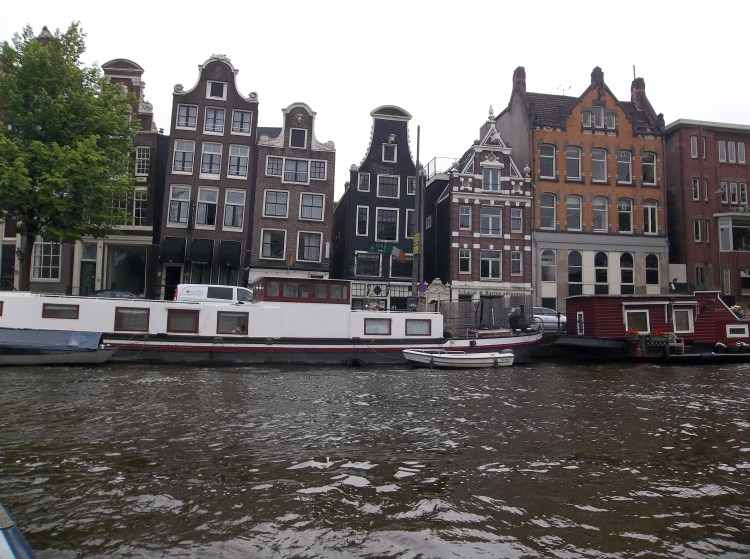 The Dancing Houses, Amsterdam