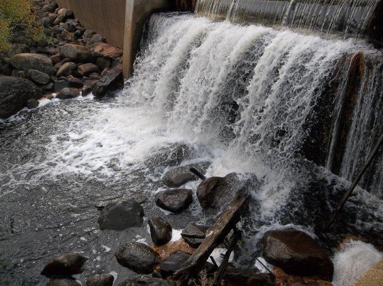 Waterfall, Jaffrey NH