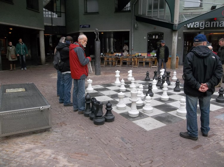 Amsterdam, The Chess Master
