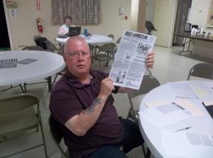 Ray Parker, Cornerstone Testimonial Newsletter