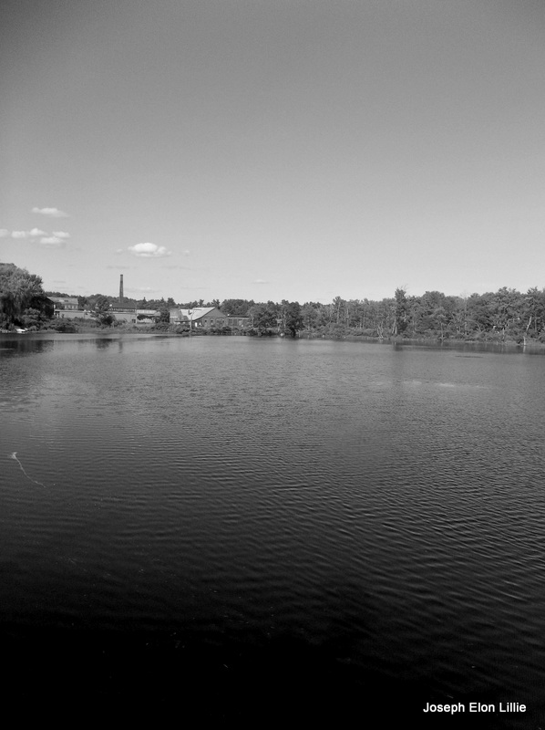 Winchendon MA from Whitney's Pond