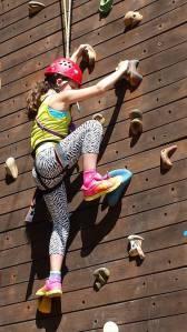 Rough climb