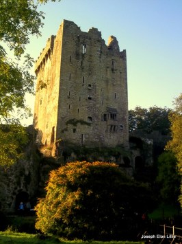 Blarney Castle was built some 600 years ago by Cormac MacCarthy one of the great Munster Chieftains