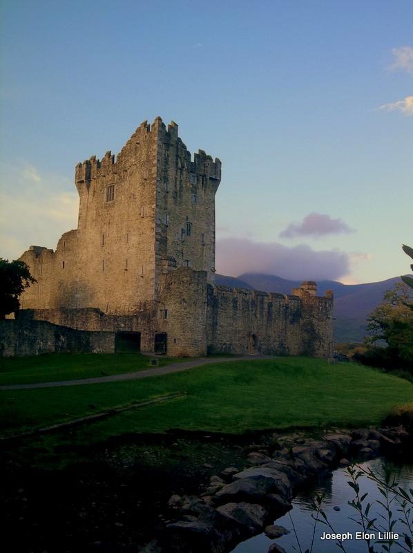 Ross Castle along the Lower Lake