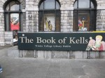 The college plays host to The Book Of Kells, the world's most famous illuminated manuscripts.