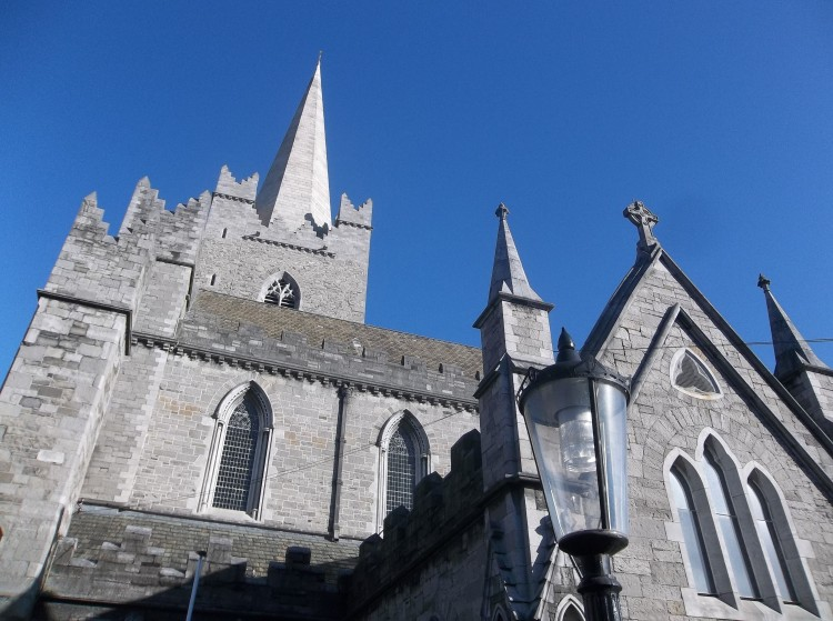 St. Patrick's Cathedral, Dublin, is Church of Ireland a Prfotestant denomination. T
