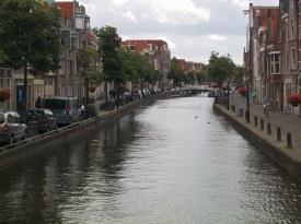 The canals of Alkmaar