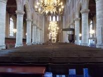 The Sanctuary of the Nieuwe Kerk in Delft