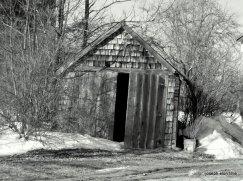 Barn in Maine