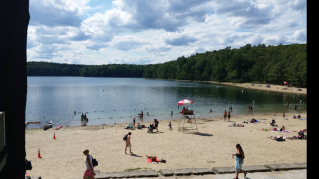 Walden Pond, Massachusetts