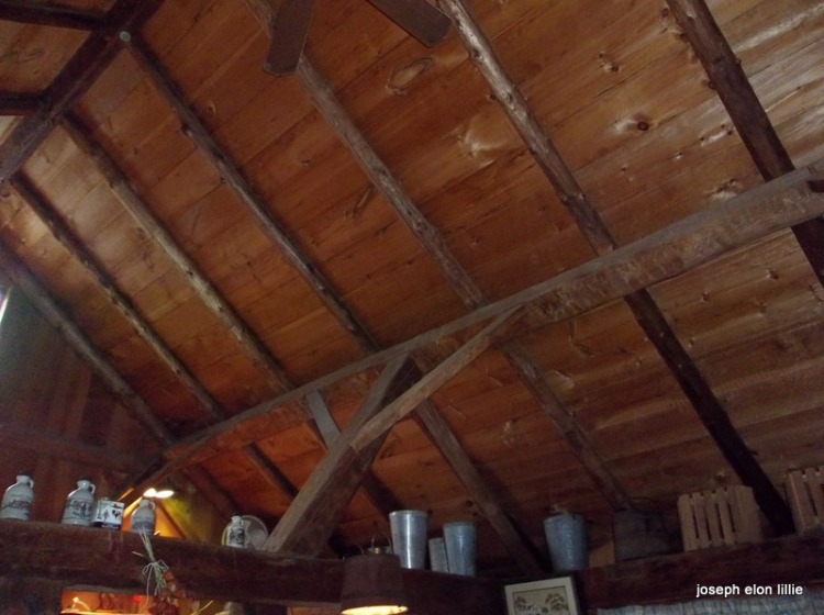 Inside Gould's Maple House, Mohawk Trail