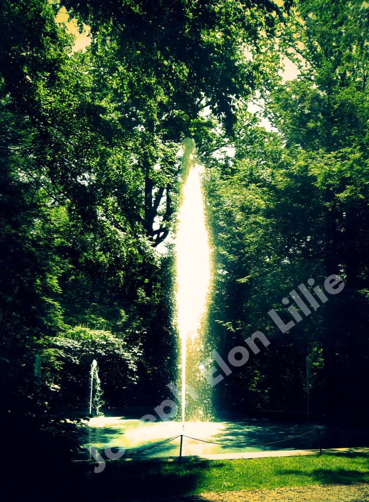 Upper Fountains at Longwood Gardens, PA