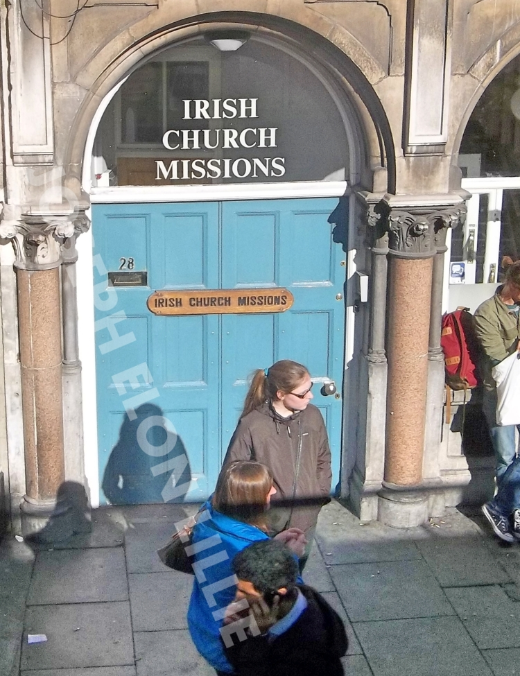 IRISH CHURCH MISSION