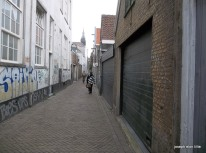 Alley in Delft