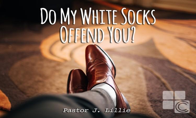 Do My White Socks